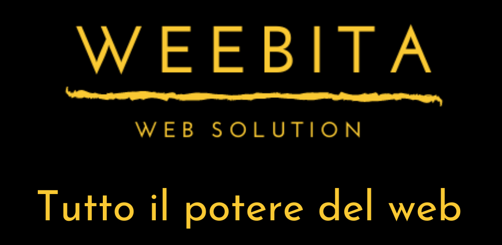 WEEBITA - TUTTO IL POTERE DEL WEB